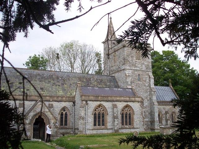 Church of St. Mary the Virgin, Kingston Deverill
