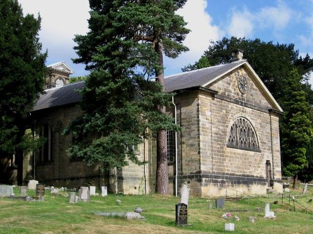 Holbrook - St Michael's Church