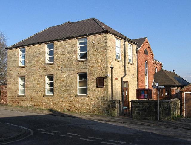 Holbrook - Holbrook Moor Methodist Church