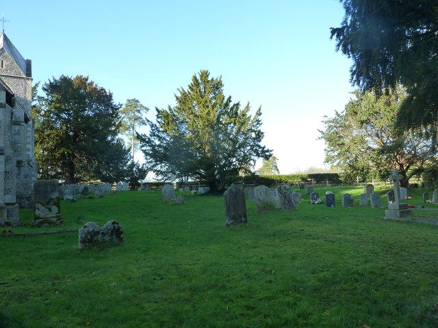 A late November visit to St Nicholas, Newnham (4)