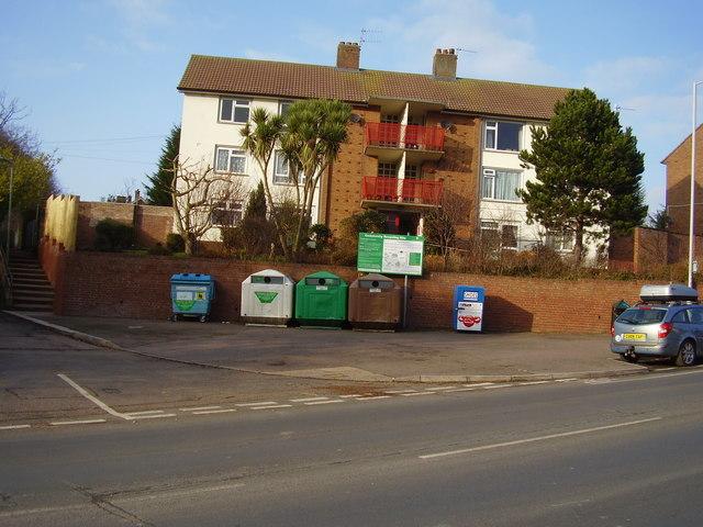 Community recycling centre, Beacon Lane