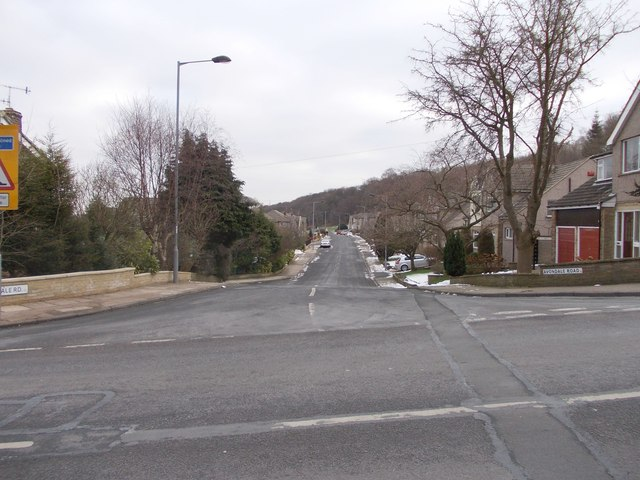 Avondale Road - Moorhead Lane