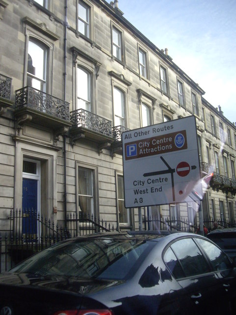 West Maitland Street, Edinburgh