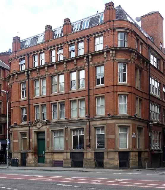 Kingsley House, Newton Street, Manchester