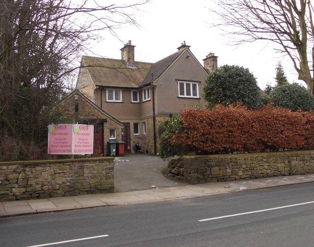 Ashmoor Day Nursery - Ashfield Road