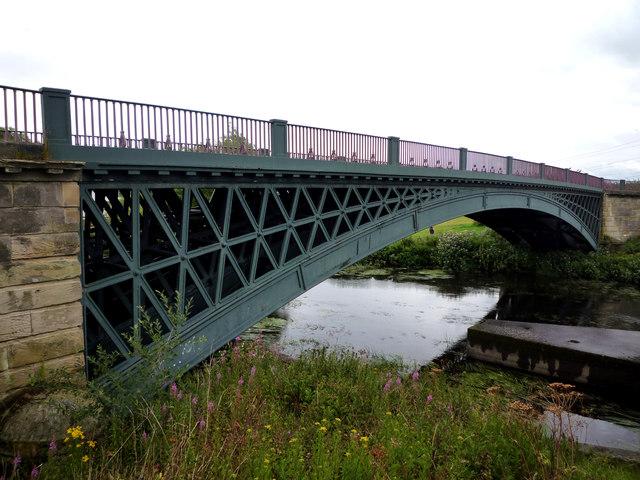 High Bridge Staffordshire