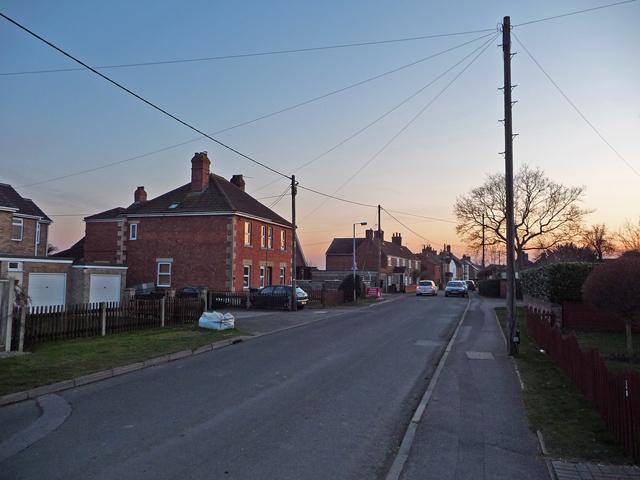Church Lane, North Bradley