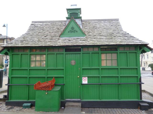 Cabmen's shelter, Warwick Avenue W9