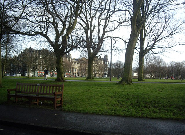 Bruntsfield Links, Edinburgh