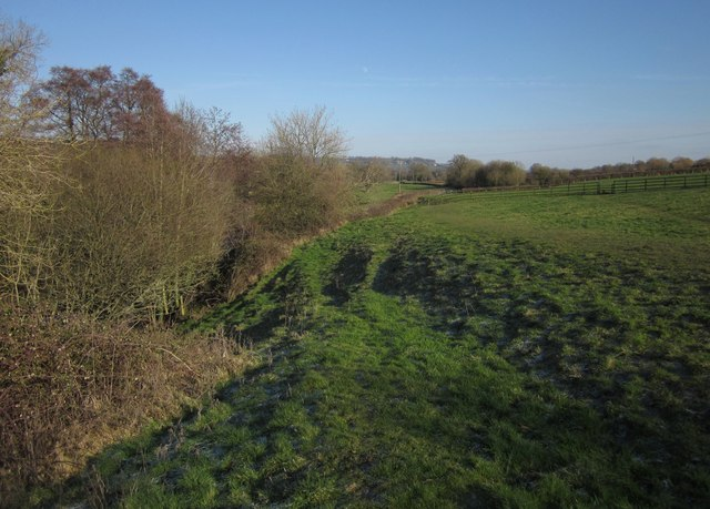 Field above the Culm