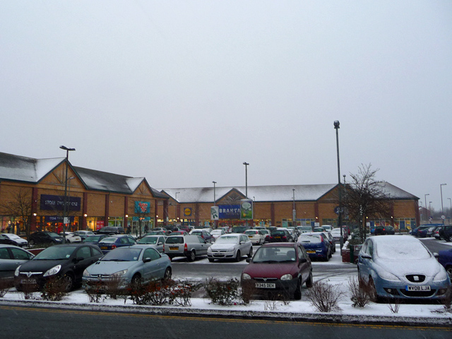 Shopping Centre at Emerson's Green