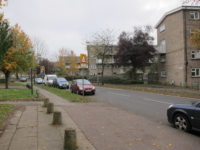 Campkin Road, Cambridge