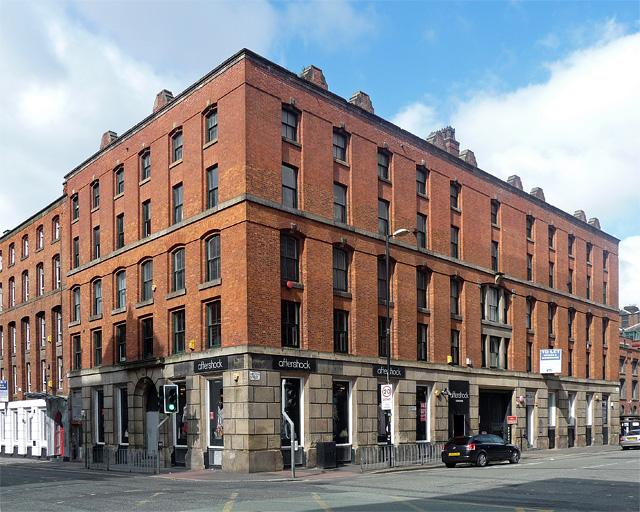18 Hilton Street, Manchester