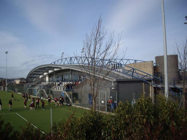 Meggetland Sports Centre, Edinburgh