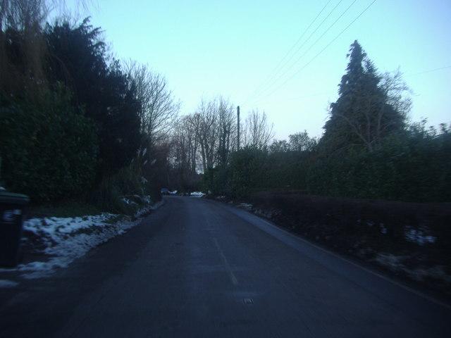 Epping Road, Roydon