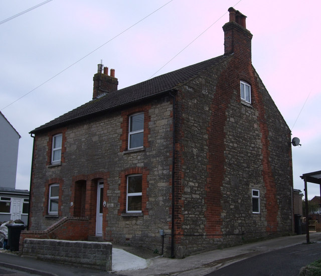 Stone-built house, St. Philip's Road