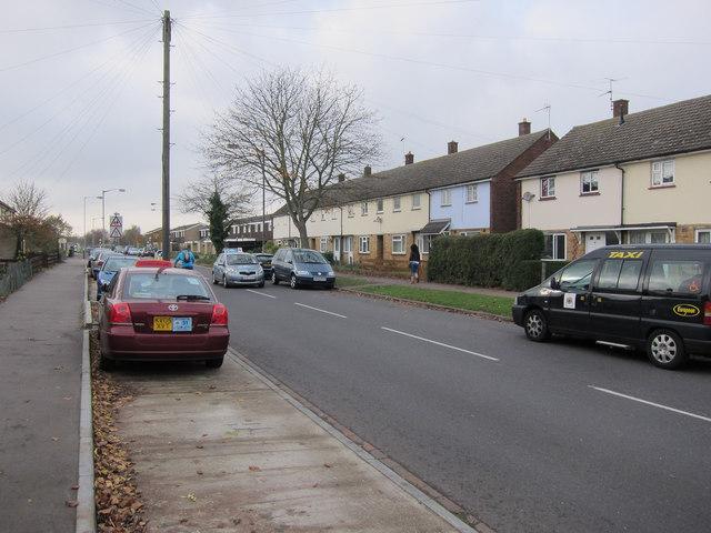Campkin Road, Kings Hedges