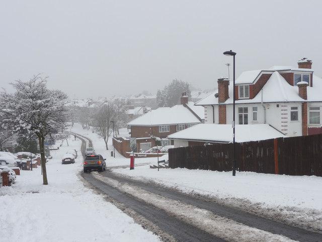 South Lodge Drive, London N14