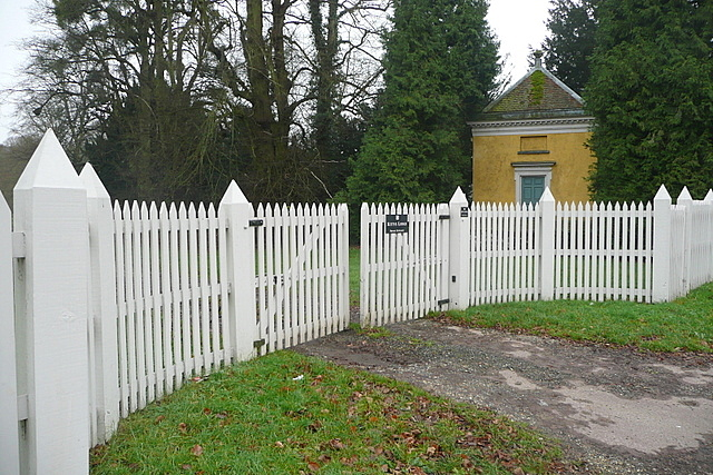 Lodge at West Wycombe Park