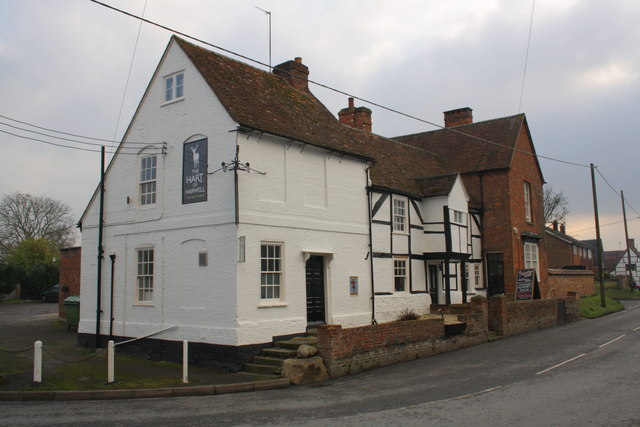 The Hart of Harwell public house