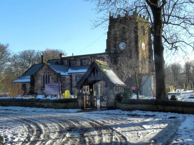 St Mary's Parish Church, Radcliffe