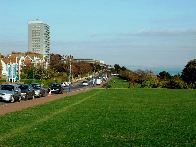 King Edward's Parade, Eastbourne