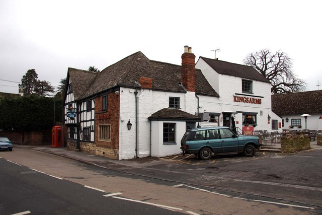 The Kings Arms on High Street