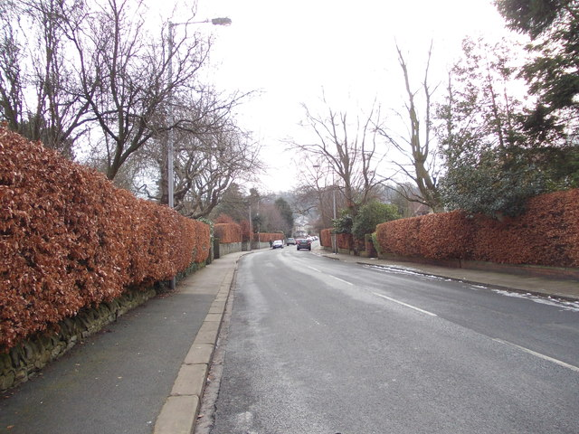 Nab Wood Drive - Nab Lane