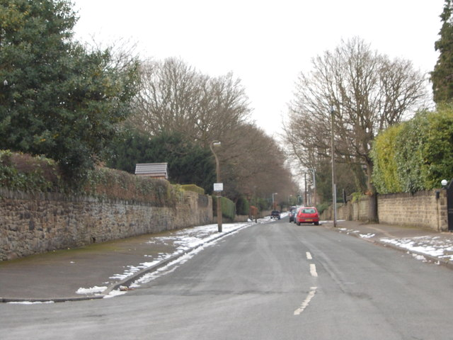Staveley Road - Nab Lane