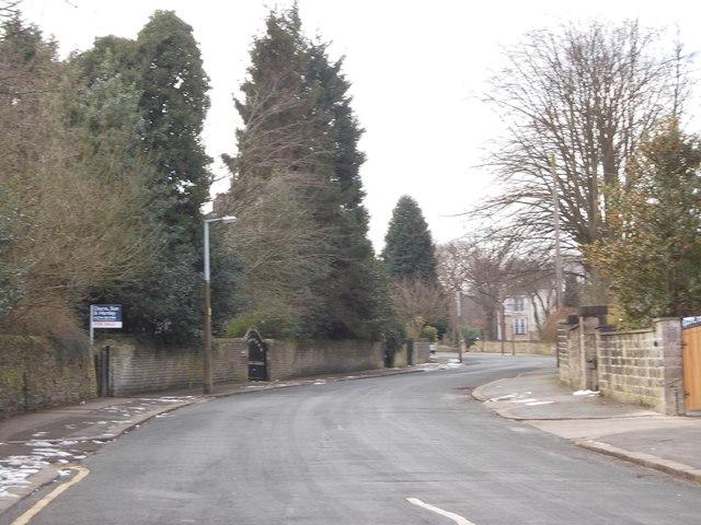 Nab Lane - Bingley Road