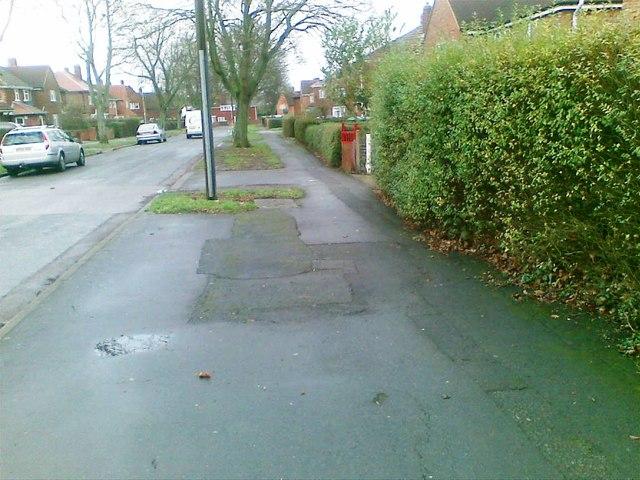 Rowlett Road, Corby