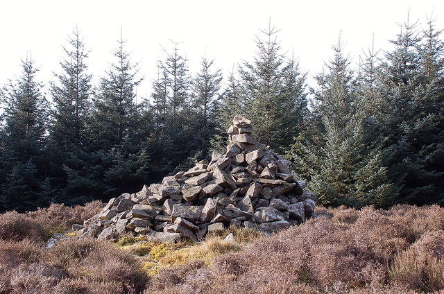 Cairn on Cairn Hill