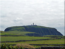 HU4007 : Sumburgh Head and its lighthouse by Rob Farrow