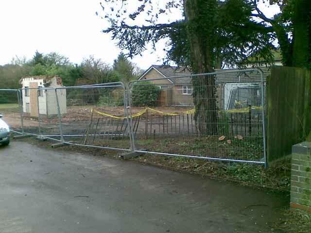 Remains of 488 Kettering Road