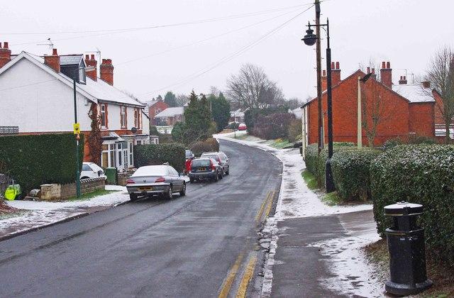 Sandhills Lane, Barnt Green