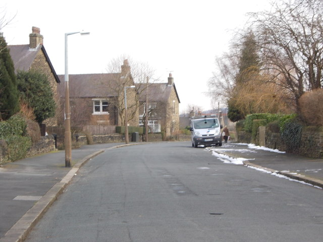 Kendall Avenue - viewed from Glenhurst Road