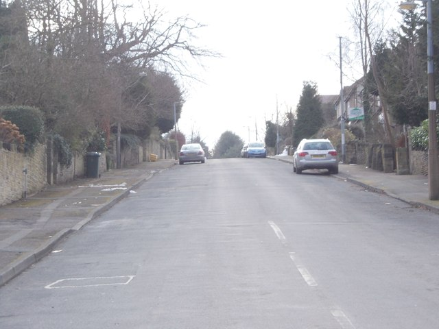 Tower Road - Hirst Wood Road