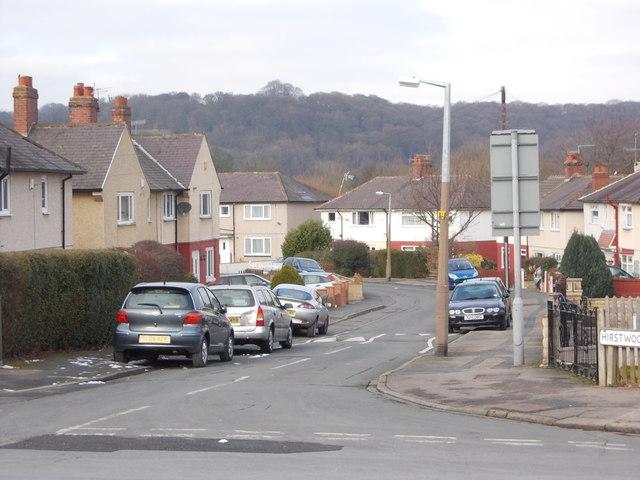 Hirst Wood Crescent - Hirst Wood Road