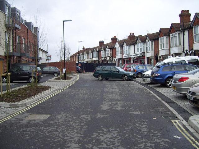 Victoria Road, Woolston