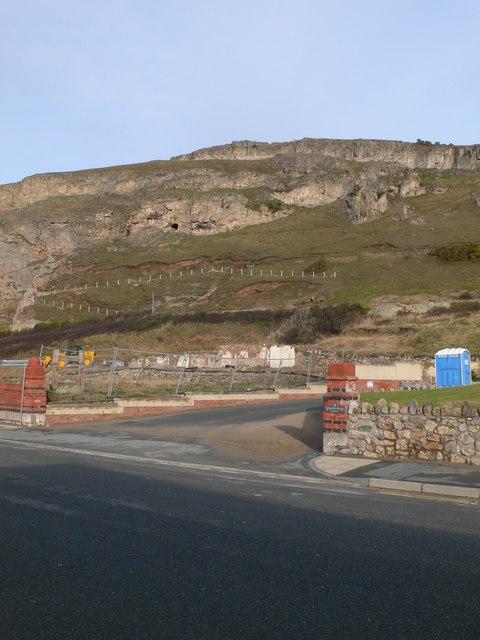 Redevelopment  site, Llandudno