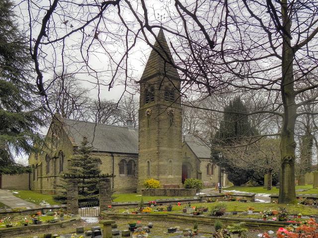 The Parish Church of St Thomas, High Lane