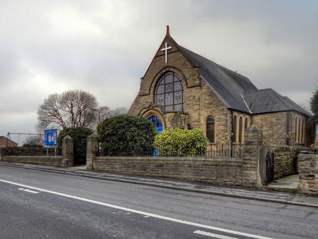 Windlehurst Methodist Church