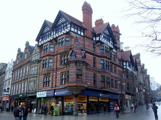 Watson Fothergills Queens Chambers Nottingham