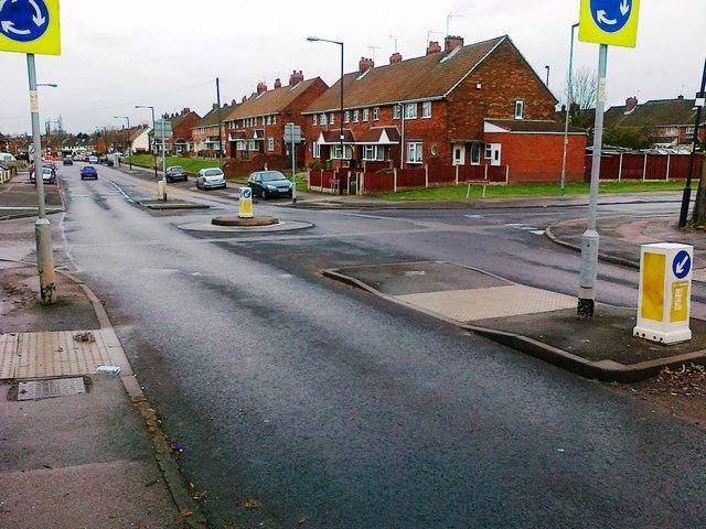 Stephenson Avenue, Walsall