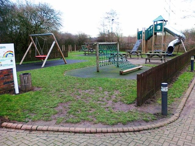 Play area, Handsworth