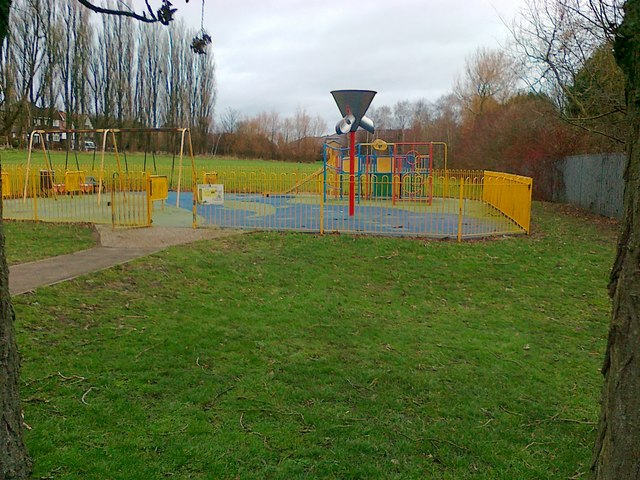 Play area, Delves Road, Walsall
