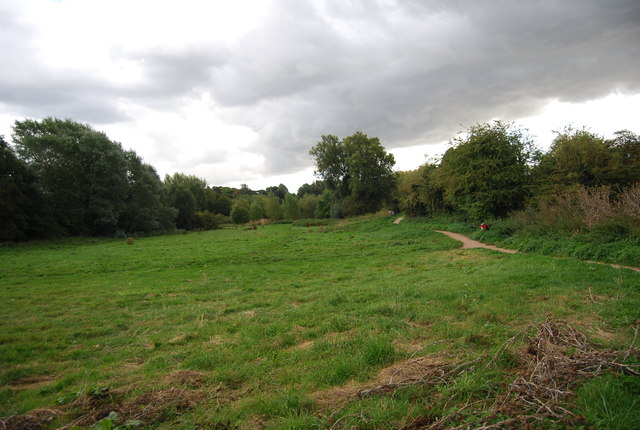 Gipping Valley Path, Bramford Meadows