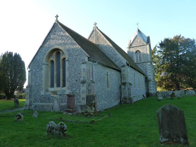 A late November visit to St Nicholas, Newnham (6)