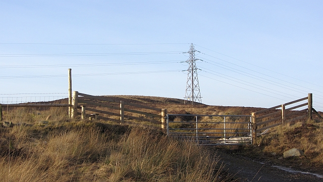Old Beauly - Denny power line