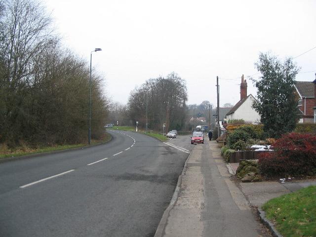 Allesley Old Road